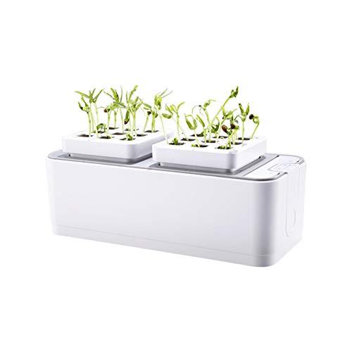 FDYD Smart hydroponique Lumières de Jardin, éclairage Jardin LED, Mini hydroponique Culture en intérieur Système avec 2 pièces Mini Jardin Set d'outils à Main