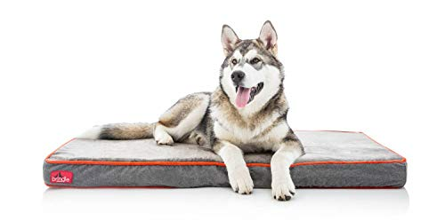 Brindle Waterproof Designer Dog Bed