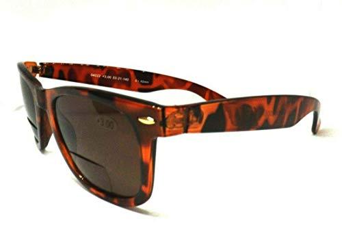 occhiali da sole bifocali Occhiali Da Sole Bifocali Uomo Donna Da Lettura Visione Perfetta Al Sole (TARTARUGA