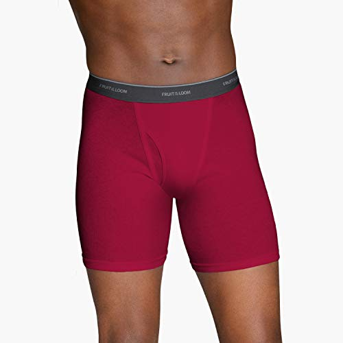 Fruit of the Loom Boxer pour homme - multicolore - Small