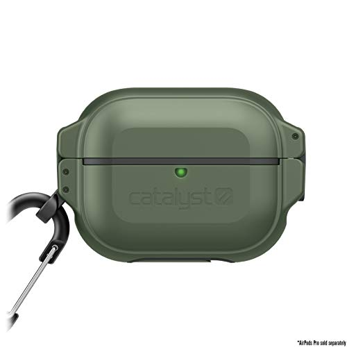 330ft Waterproof Total Protection Case for AirPods Pro, Secure Locking System, Full-Body Protective...