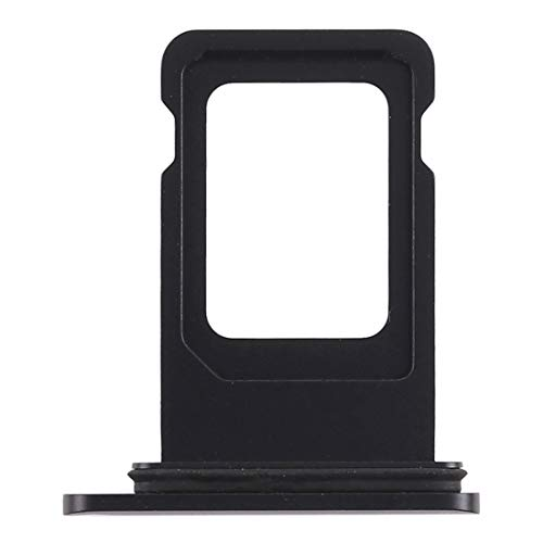 SIM Karten Adapter Apple iPhone XR Tray Slot Halter Schwarz Ersatz Nano SIM-Karten Holder für iPhone XR