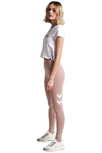 Hummel Damen Leggings Altrosa XS