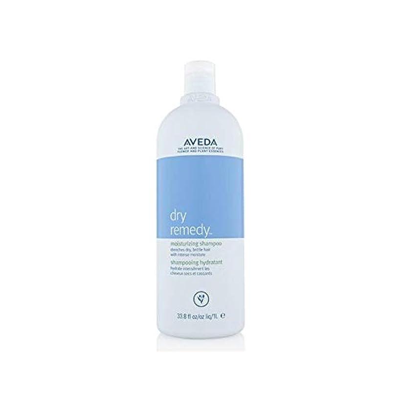一目話鎮静剤[AVEDA ] アヴェダドライ救済シャンプー(千ミリリットル) - Aveda Dry Remedy Shampoo (1000ml) [並行輸入品]