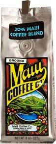 Maui Coffee Company, Maui Blend coffee, 7 oz. - Ground
