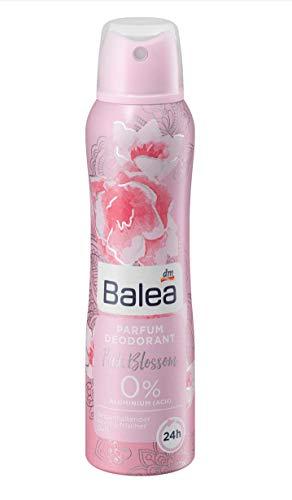 Balea Parfum Deodorant Pink Blossom 0% Aluminium 150 ml