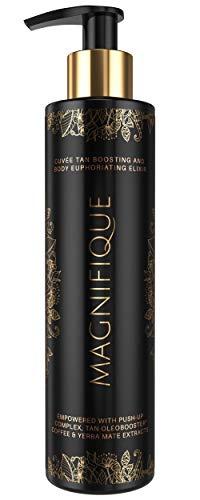 Onyx Magnifique Luxury Sonnenstudio Lotion extremer Bräunungsintensivierer, 250 ml