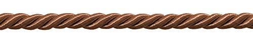 11 Meter Value Pack of 10mm LARGE Terra Cotta color Decorative Cord, Style# 0038NL Color: K50 (24 Ft. / 7.3m)