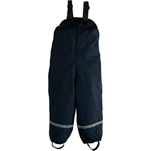 BMS atmungsaktive Regenlatzhose für Kinder, Marine, Größe 122