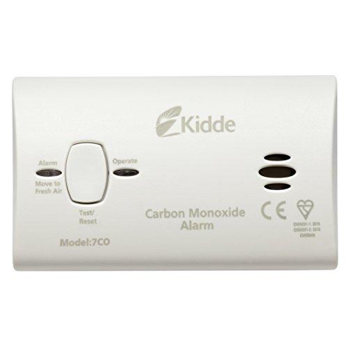 Kiddle 7COC - Detector de monóxido de Carbono [Importado de Reino Unido]