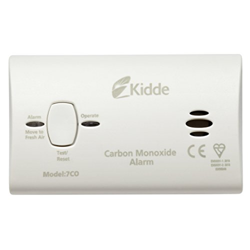Kiddle 7COC - Detector de monóxido de Carbono Importado de