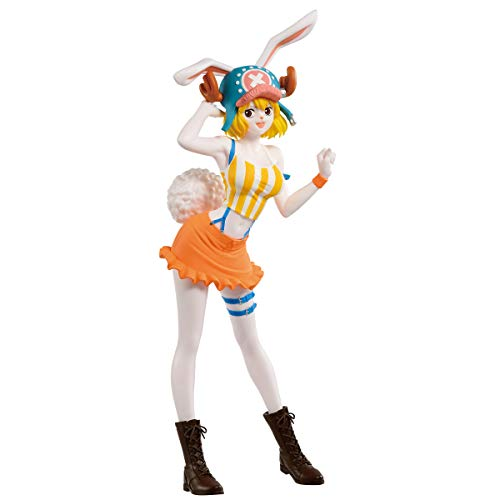 One Piece Sweet Style Pirates - Carrot Normal Color Version Unisex Action Figure da Collezione Standard, Multicolore