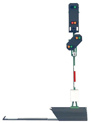 Märklin 76497 - Lichthauptsignal mit Lichtvorsignal, Spur H0