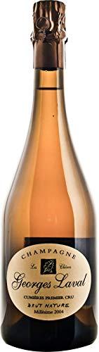 Champagne Brut Nature Cuvee Les Chenes Premier Cru GEORGES LAVAL 2014
