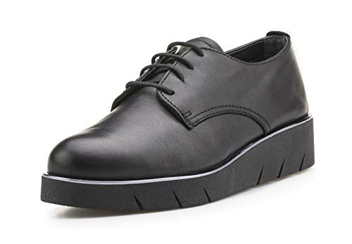 the flexx scarpe donna The FLEXX Brent Scarpa Allacciata Donna Nero 39 EU