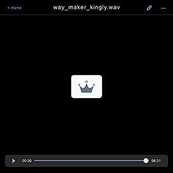 Way Maker (feat. Logan Miller & John Strandell)