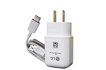 LG 15W USB-PD Fast Charger & USB-C to C Cable for Nexus 5X 6P Google Pixel XL with Rapid Power Delivery