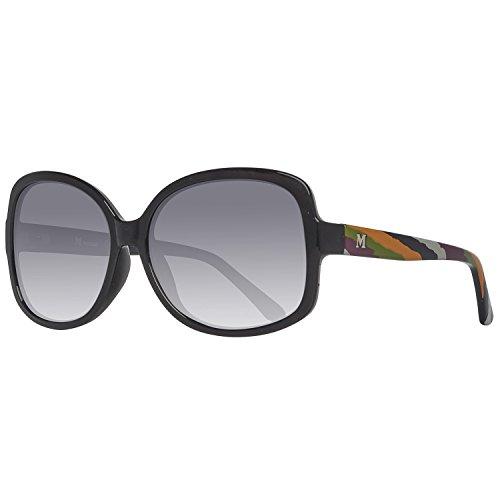 Missoni Sonnenbrille MM583 01S Damen Schwarz Sunglasses