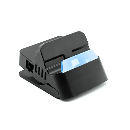 Switch ドック LANアダプター スタンド スイッチ プレイスタンド 充電スタンド ミニ小型 USBポート 熱対策 最新システム対応 ジョイコン/プロコン接続でき 日本語説明書付き【HDMI変換/TVモード/テーブルモード】
