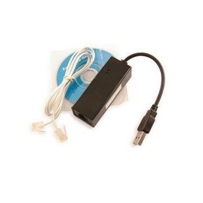 TOOGOO(R) USB 56K Extern Fax Daten Modem Faxmodem