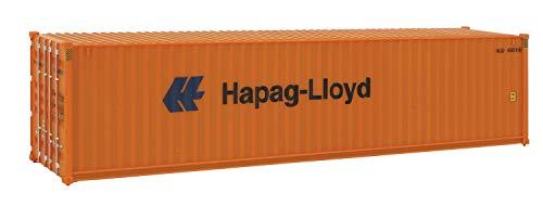 Escala H0 - Container 40 Pies HAPAG-LLOYD