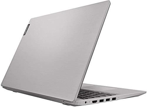 Notebook Lenovo Silver 8 Gb DDR4, SSD M.2 PCi da 256Gb cpu Amd A4 3020 di ultima generazione, Display Hd da 15,6 pollici, web cam, 3usb, hdmi, bt, Win10 Pro, Pronto All'uso, garanzia Italia