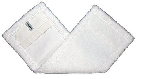Serpillère microfibre Micro peluche, Taille : 11 x 40 cm, pour la maison, cuisine, salle de bains et bien plus encore