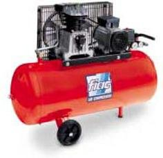 Compressore Fiac Cinghiato Monofase 2 Hp 1,5 Kw 50 Litri - Peso: 50 Kg