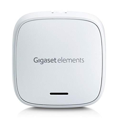 SET-ERGÄNZUNG Gigaset Fenstersensor – für große und kleine Fenster – Alarmsensor mit kostenfreier App – Smart Home Fenstersensor
