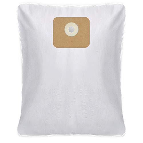 5 Premium Staubsaugerbeutel - Spezielles hygienisches Synthetikmaterial - Passend für Herkules SR 20 EA Inox - Bestleistung beim Saugen - Hochwertige Qualität