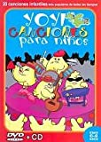YOYI Canciones Para Ninos (DVD/CD)
