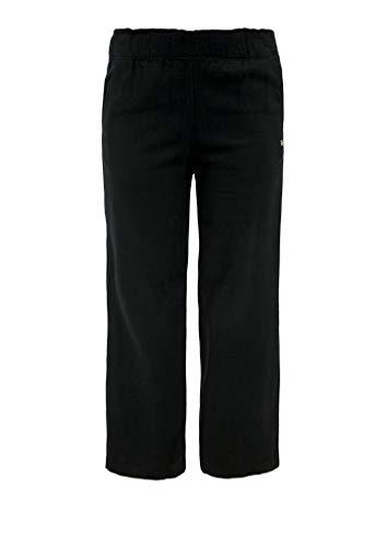 s.Oliver Hose 7/8 Pantalón, 9999 Negro, 46 para Mujer