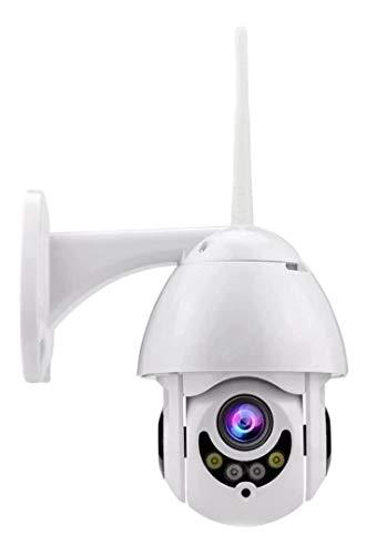 Câmera Ip Icsee Wifi Externa Dome Prova De Água Hd Yn8