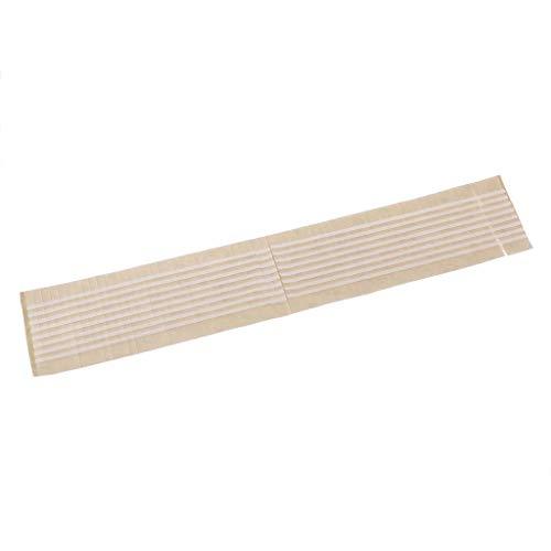 JERKKY 66 Piezas de Silicona Percha Antideslizante Correa para el Hombro Grip Strip Pad con 8 Aletas