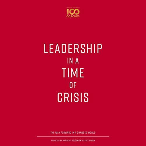 Leadership in a Time of Crisis audiobook cover art