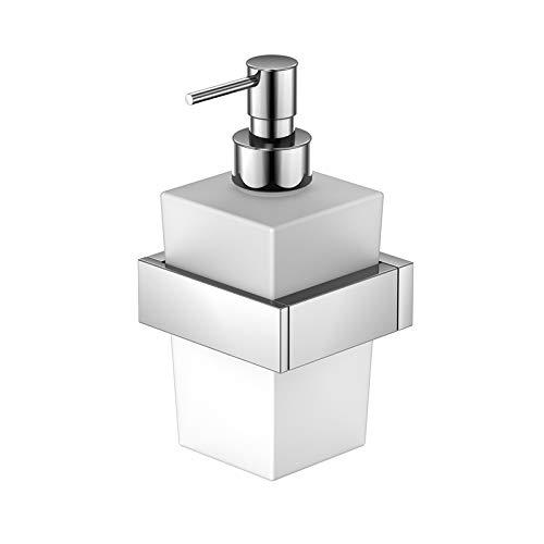 Steinberg Série 460 Distributeur de Savon pour Montage Mural, Blanc - 4608001