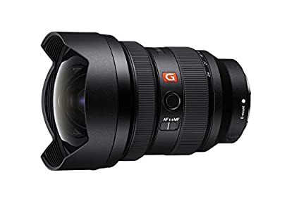 Sony FE 12-24mm F2.8 G Master Full-Frame Constant-Aperture Ultra-Wide Zoom Lens (SEL1224GM) from Sony