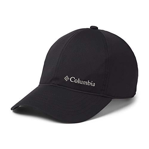 Columbia Coolhead II Gorra, Unisex Adulto, Negro, One Size (Adjustable)