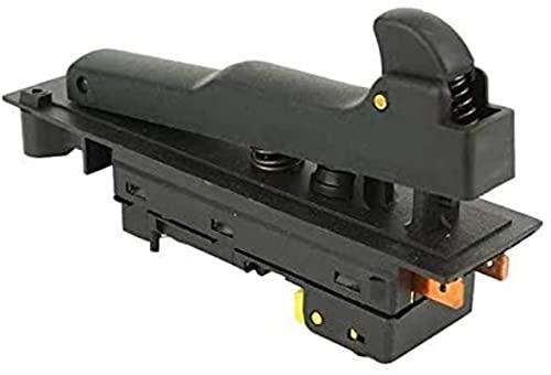 FBUWX Eficiente Interruptor de Repuesto para MAKITA 180230 GA9030 GA9020 GA7030 GA7020 9069 9067 9059 9049 9047 9016B 9015B G18SE3 Pieza de Amoladora Angular (Color: 2 Pines) (Color : 2 Pins)