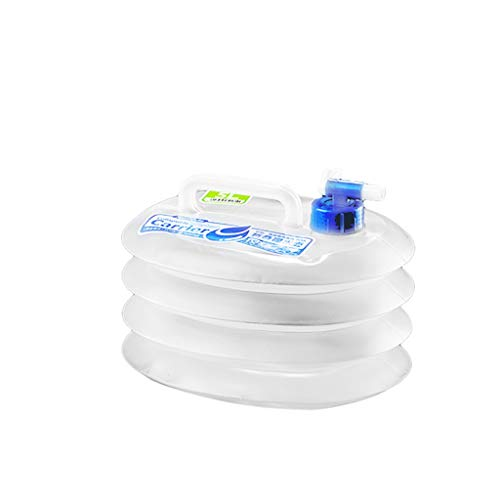 Great Price! Uplord 5L/10L/15L Premium Collapsible Bucket Compact Portable Folding Water Container -...
