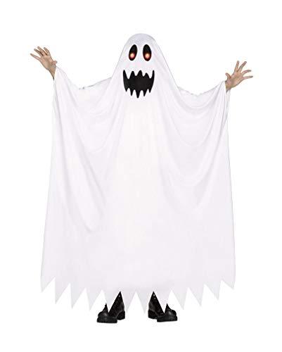 Horror-Shop costume de fantôme avec des yeux brillants L