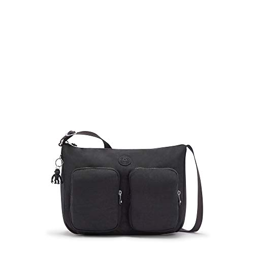 Kipling Sidney Crossbody Bag Black Noir