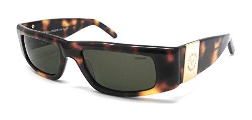 Vogart - Gafas de sol para mujer 3104 748 de policía tortuga y oro vintage