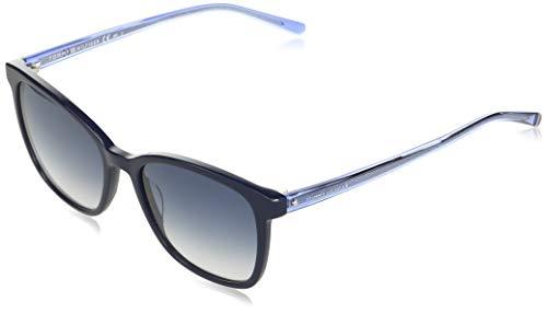 Tommy Hilfiger TH 1723/S Gafas, Azul, 54 para Mujer