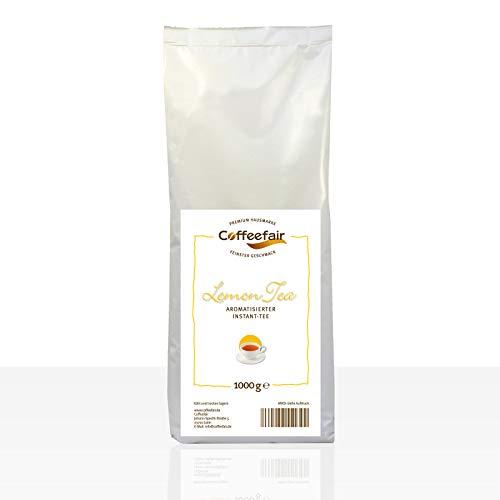 Coffeefair Instant-Zitronentee für Automaten 1kg Lemon-Tea, Tee-Pulver