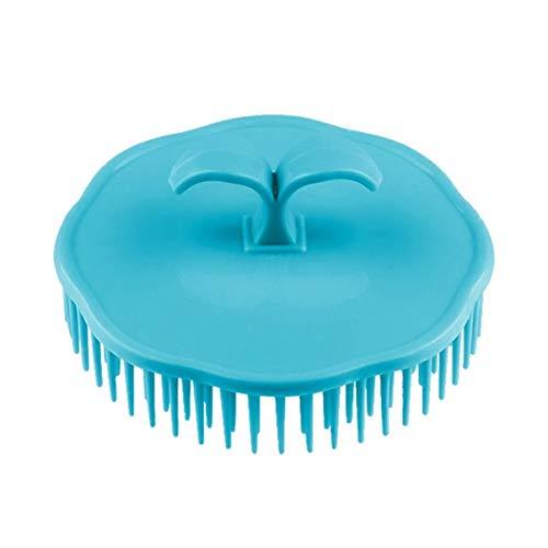 FHJZXDGHNXFGH Portable Poche Peigne à Cheveux Petite Brosse à Cheveux Ronde shampooing Brosse Cuir chevelu Massage Peigne Outil de Style de Mode