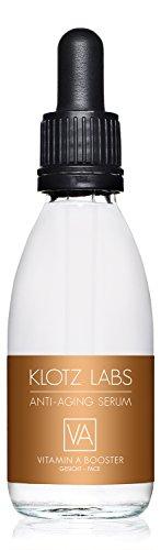 KLOTZ LABS Vitamin A Booster Serum, 1er Pack (1 x 10 ml)