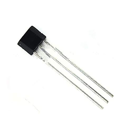 LOYAL TECHNOLOGY-PACKAGE Transistores 10pcs A3144E A3144 TO92 a-92 3144 Transistor de Sensor de Efecto Hall Productos semiconductores
