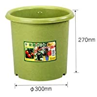 菜園ポット 9号 容量11リットル φ300mm×高さ270mm