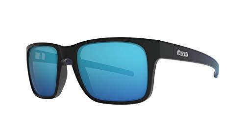 Óculos de sol Motley Secret AdultoUnissex Preto/Azul Único
